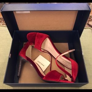 Cole Haan Clara Grand OS 85mm heels Size 9 NWT